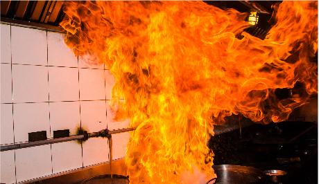ダクト火災の防止